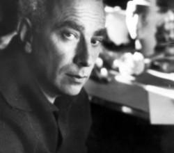 Борис Балтер в кабинете Паустовского. 1961 г.