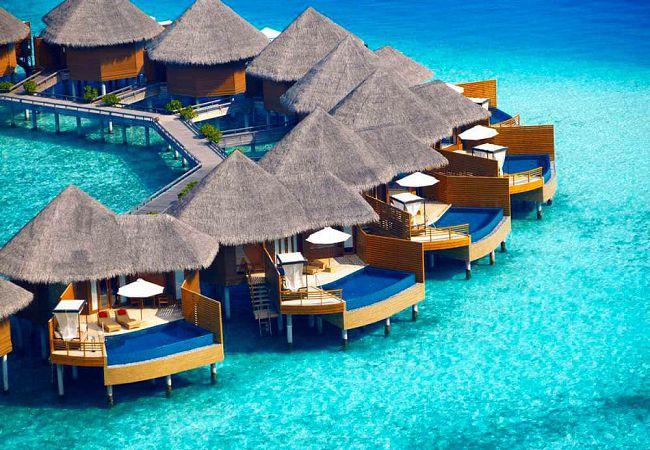Преимущества туров на Мальдивы