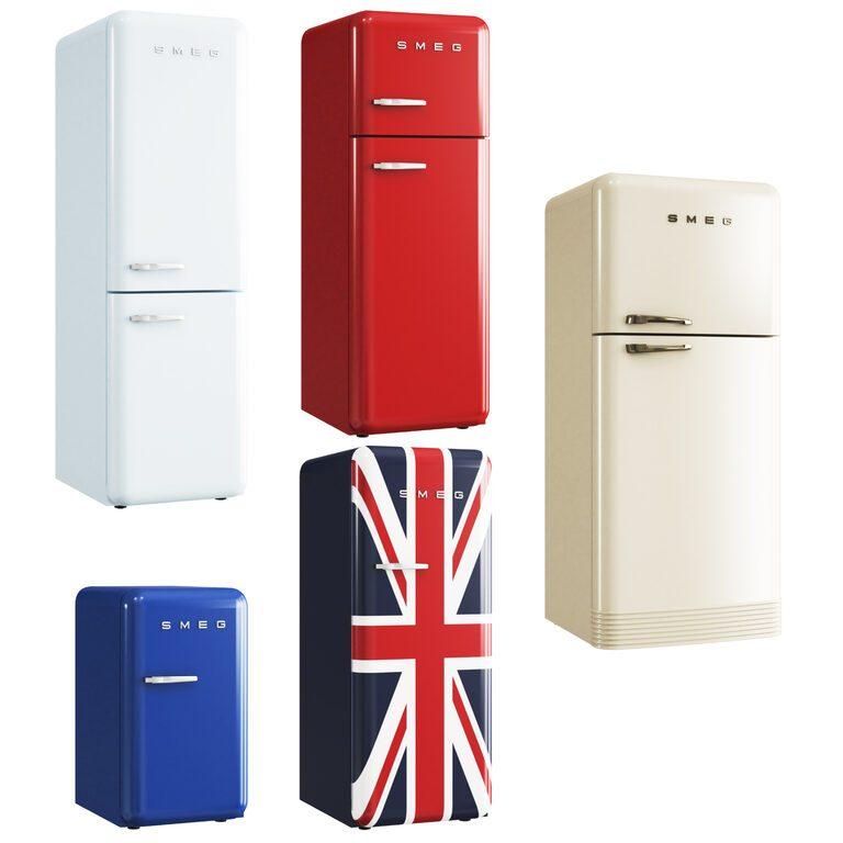 Итальянский холодильник Smeg. Особенности, о которых, возможно, не знают многие потребители
