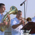Всероссийский фестиваль военных оркестров войск нацгвардии России начался в Севастополе