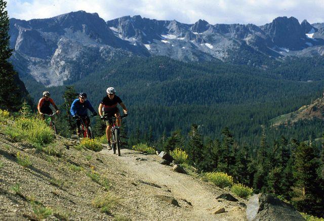 Горный велосипед - для любителей экстрима