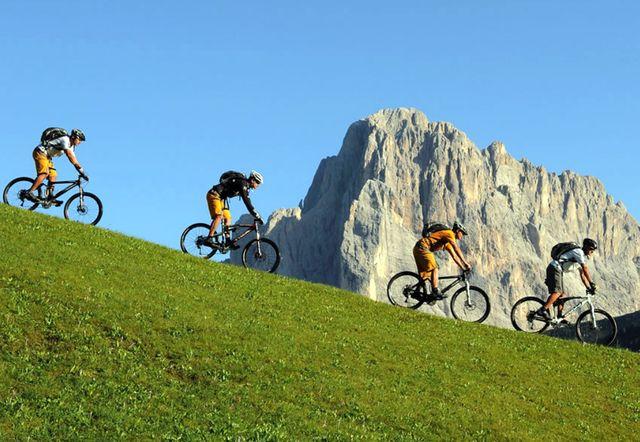 Велотуризм - превосходный активный отдых