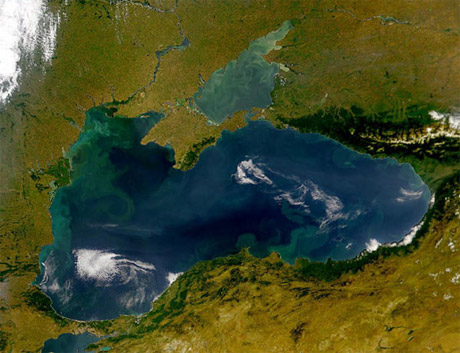 Black Sea from space - Black Sea from Space