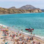 Крым принял первый миллион туристов с начала июля