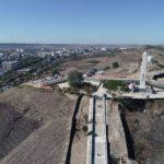 В Крыму закрыли проезд на смотровую площадку горы Митридат
