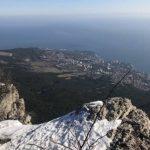В Крыму временно приостановили работу канатной дороги «Мисхор – Ай-Петри»