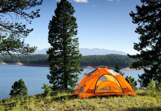 Про туризм и походы с палатками