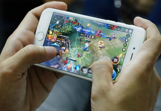 Об играх на мобильных устройствах