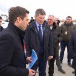 В Крым прибыл министр экономического развития РФ Максим Решетников