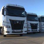 В Симферополе прошёл Всероссийский конкурс водителей грузовиков