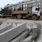 Убитую дорогу на улице Генерала Лебедя в Севастополе отремонтируют к концу июня