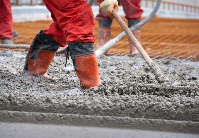 Автоклавированный аэрированный бетон (ААб)