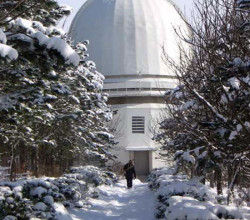 Астрофизическая обсерватория в Крыму