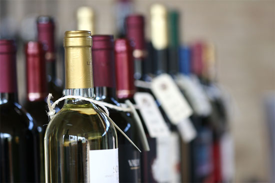 Крымские вина - отличный сувенир