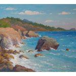 Картины и фото Море, побережье, солнце. Морская даль всегда манила романтиков и натур, склонных к авантюризму!