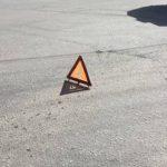 В центре Симферополя два человека пострадали при лобовом столкновении авто