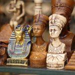 Наиболее популярные сувениры Египта