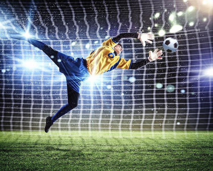 Футбольная экипировка для вратаря