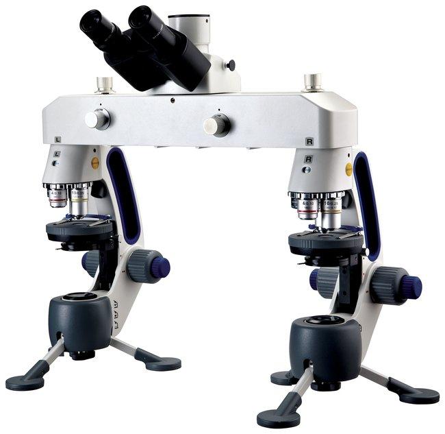 Сравнительные микроскопы – основные характеристики и где используются