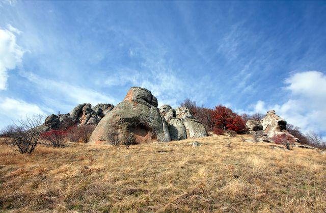 Крымские горы. Демерджи