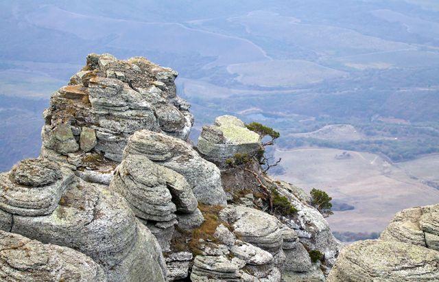 Демерджи. Крымские горы