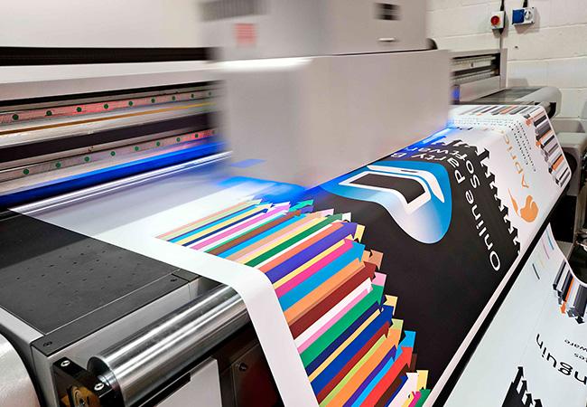 Что такое ультрафиолетовая печать? УФ-печать в Иркутске и Братске