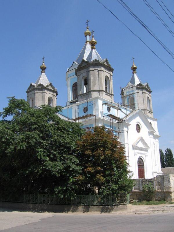 Свято-Покровский собор Крым