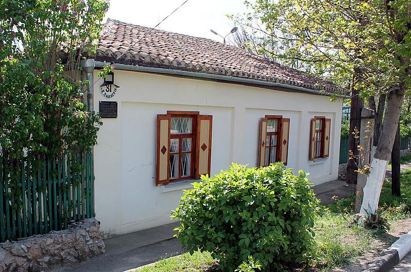 Дом-музей Паустовского Старый Крым