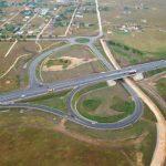 На трассе «Таврида» от Белогорска до Симферополя открыто четыре полосы