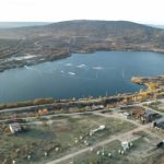 В Севастополь начали подавать воду из озера у горы Гасфорта