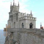 Реставрация замка Ласточкино гнездо в Крыму завершена