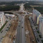Неосвоенные на строительстве Камышового шоссе деньги передадут на 8-й этап трассы «Таврида»