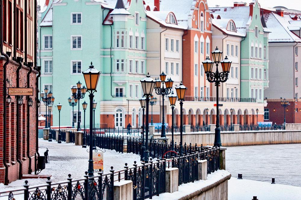 Тур в Калининград на 7 дней от «WQ-tour»
