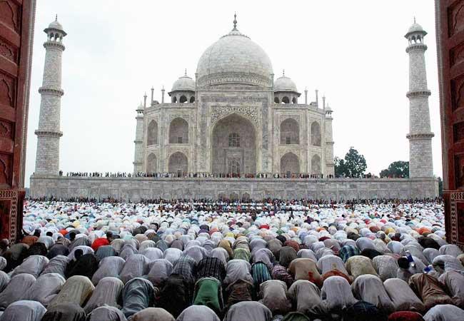 Время молитвы для мусульманина