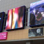 Наружные светодиодные экраны: в чем секрет популярности?