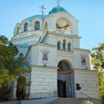 Свято-Никольский собор и Ильинская церковь в Евпатории