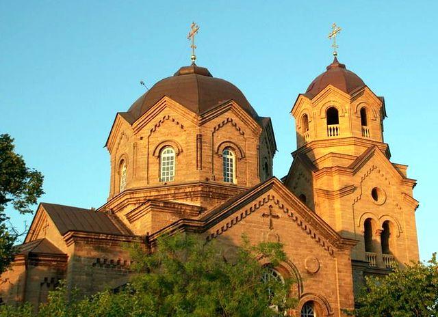 Церковь Святого Ильи в Евпатории
