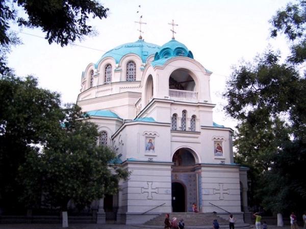 Храм Николая Чудотворца в Крыму (Евпатория)