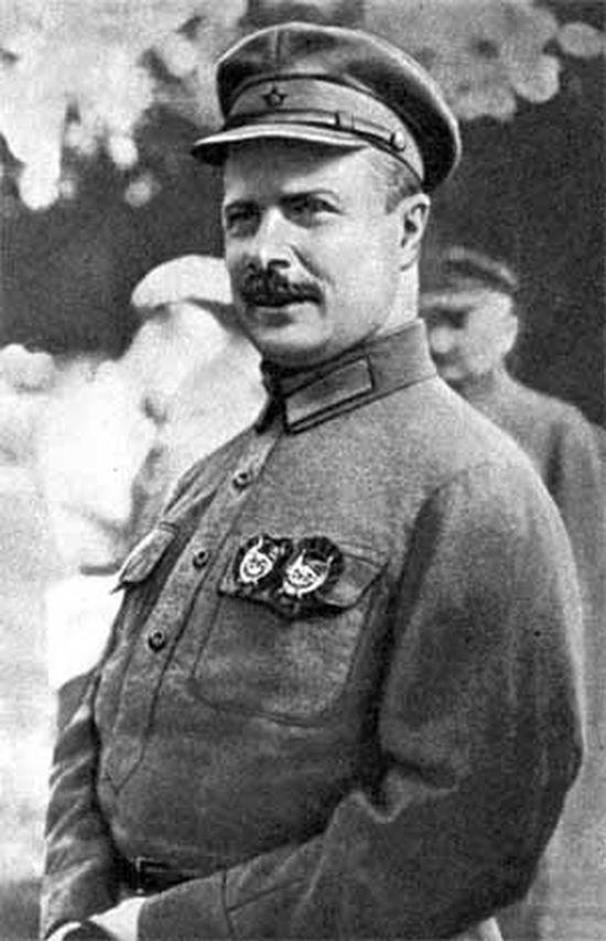 Красный нарком Михаил Фрунзе