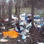 Спасите Крым от мусора