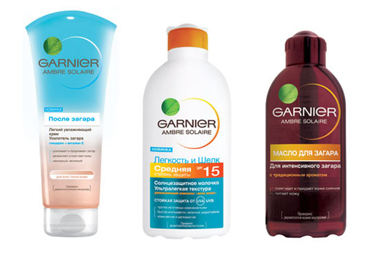 Garnier Ambre Solaire   