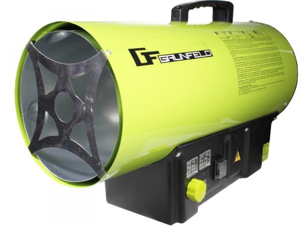 Как выбрать тепловые пушки газовые?