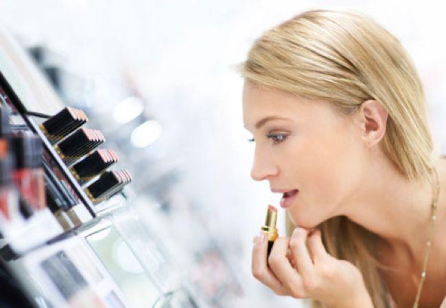 Огромный ассортимент косметики и парфюмерии