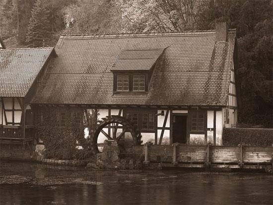 Немецкая деревня, 18 век, Крым