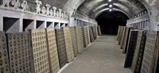 Подвалы Голицынского винодельческого хозяйства