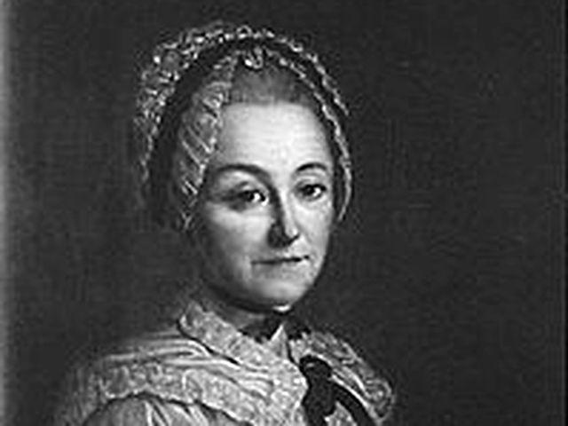 Княгиня Анна Голицына