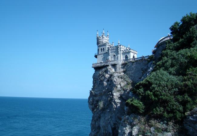 Путешествие по красивым местам Крыма