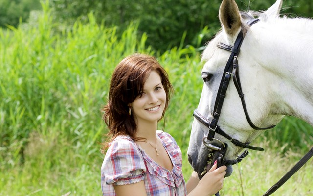 Конные прогулки по Байдарской долине