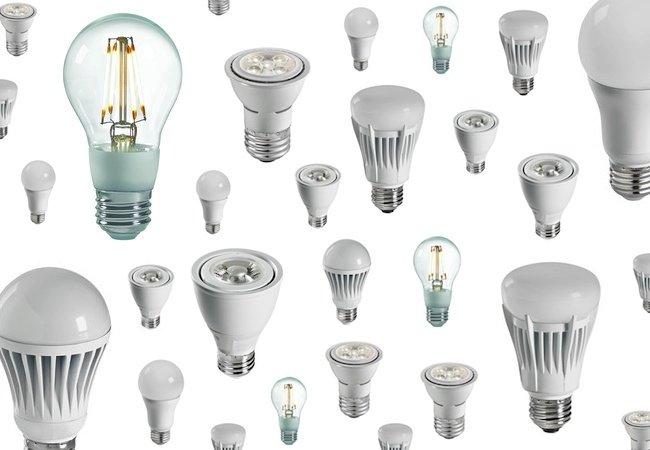 Современные LED лампы и освещение