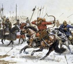 Гунны - бич древней европы